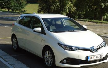 Toyota Auris Hybrid – Short Test and first impressions.
