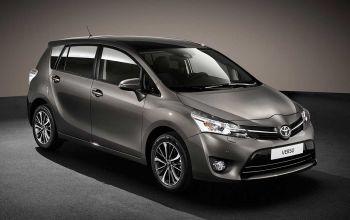 Toyota Verso informacije i rezervacije