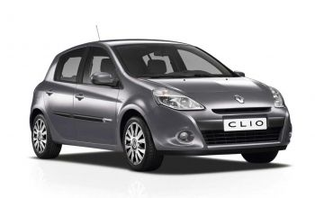 Renault Clio 1.5 DCI automatic