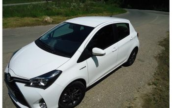 TOYOTA YARIS HYBRID - SHORT TEST AND FIRST IMPRESSIONS