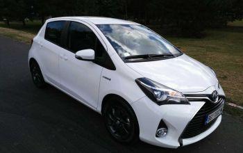 Toyota Yaris Hybrid informacije i rezervacije