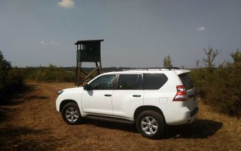 Toyota Land Cruiser 2.8 D4D Test