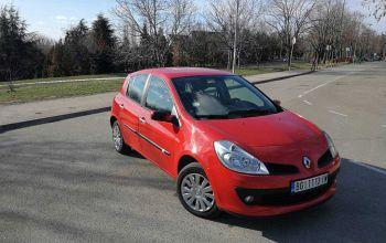 Renault Clio 1.6 16v automatic informacije i rezervisanje