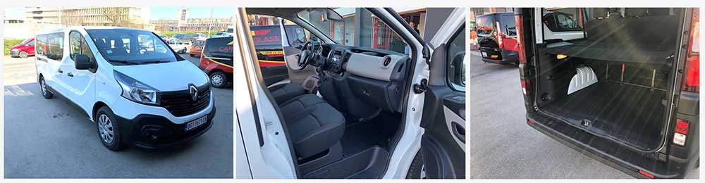 Renault TRAFIC 1 6 DCI 8 1